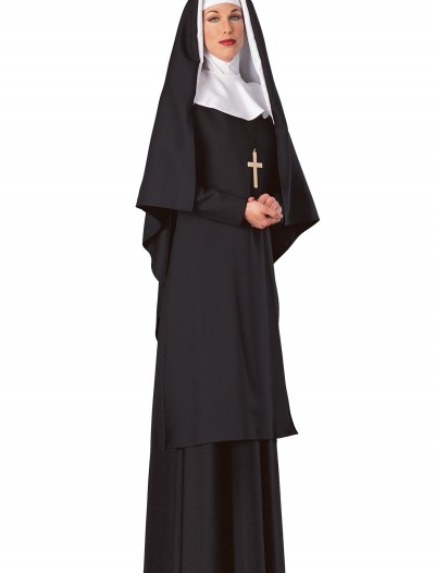 Replica Nun Costume, halloween costume (Replica Nun Costume)