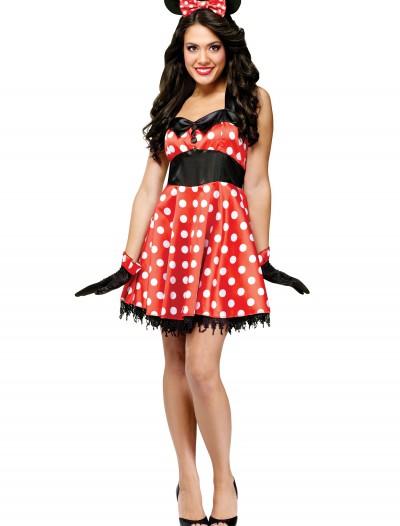Retro Miss Mouse Costume, halloween costume (Retro Miss Mouse Costume)