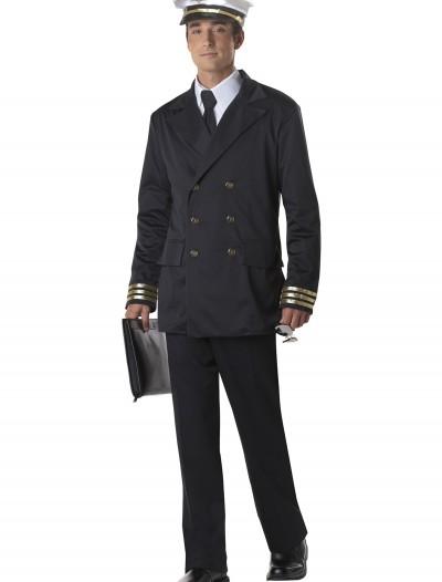 Retro Pilot Costume, halloween costume (Retro Pilot Costume)