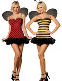 Reversible Ladybug / Bumble Bee Costume, halloween costume (Reversible Ladybug / Bumble Bee Costume)