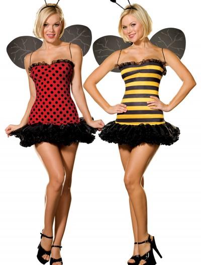 Reversible Ladybug / Bumble Bee Costume, halloween costume (Reversible Ladybug / Bumble Bee Costume)
