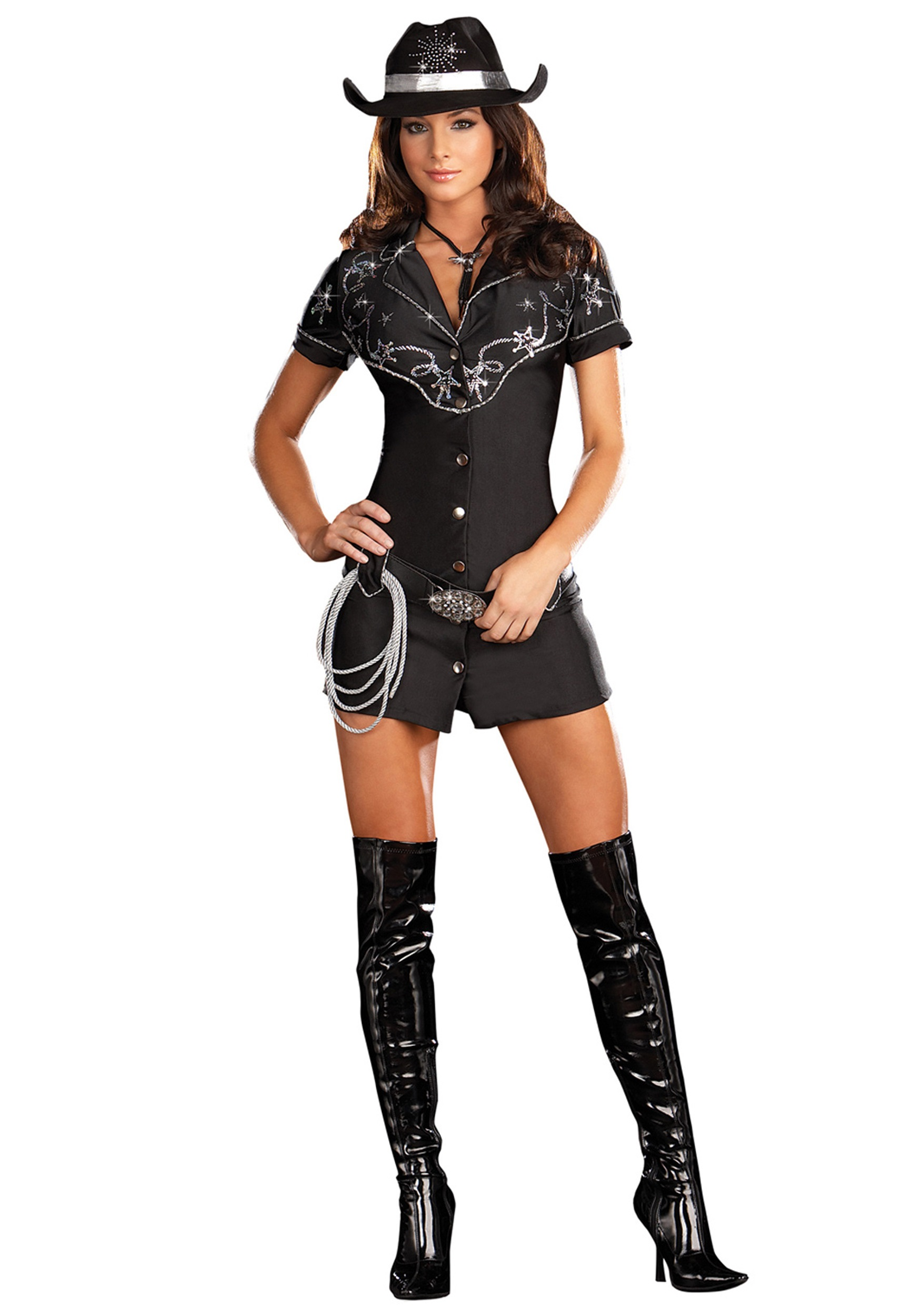 Rhinestone Cowgirl Costume  sc 1 st  Halloween Costumes : cow girl halloween costumes  - Germanpascual.Com