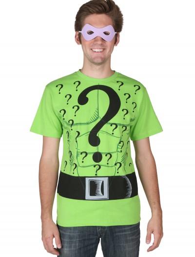 Riddler T-Shirt, halloween costume (Riddler T-Shirt)