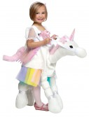 Ride A Unicorn Costume, halloween costume (Ride A Unicorn Costume)