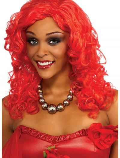 Rihanna Red Wig, halloween costume (Rihanna Red Wig)