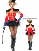 Ring Mistress Costume, halloween costume (Ring Mistress Costume)