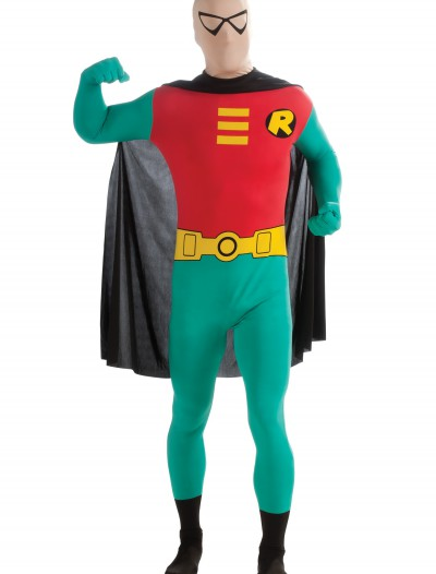 Robin 2nd Skin Costume, halloween costume (Robin 2nd Skin Costume)