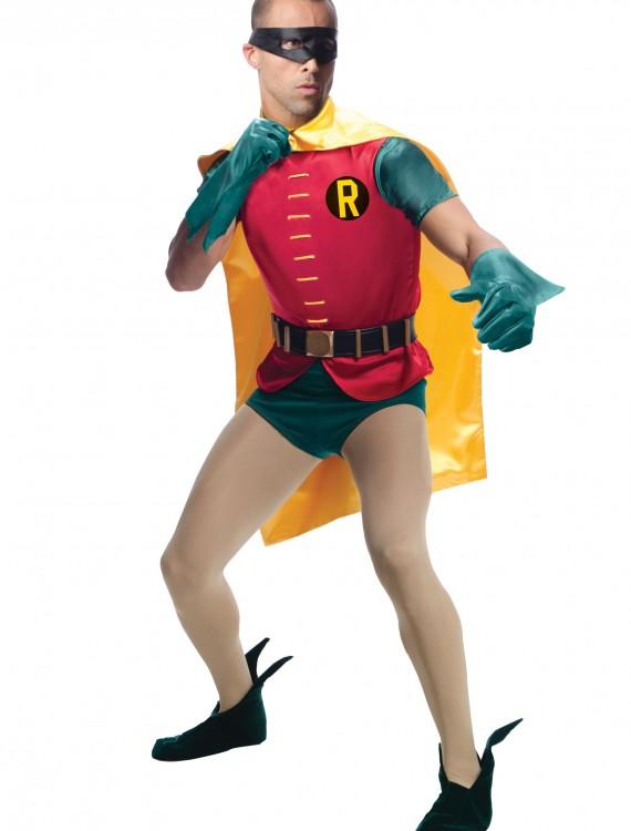 Robin Classic Series Grand Heritage Costume, halloween costume (Robin Classic Series Grand Heritage Costume)