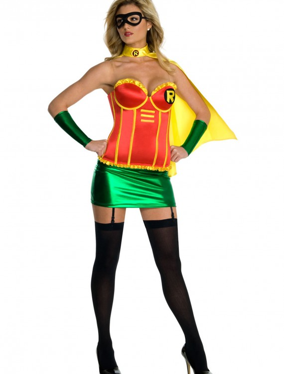 Robin Corset Costume, halloween costume (Robin Corset Costume)