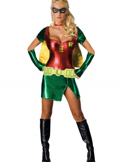 Robin Girl Sexy Costume, halloween costume (Robin Girl Sexy Costume)