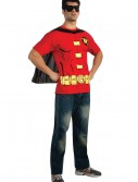 Robin T-Shirt Costume, halloween costume (Robin T-Shirt Costume)
