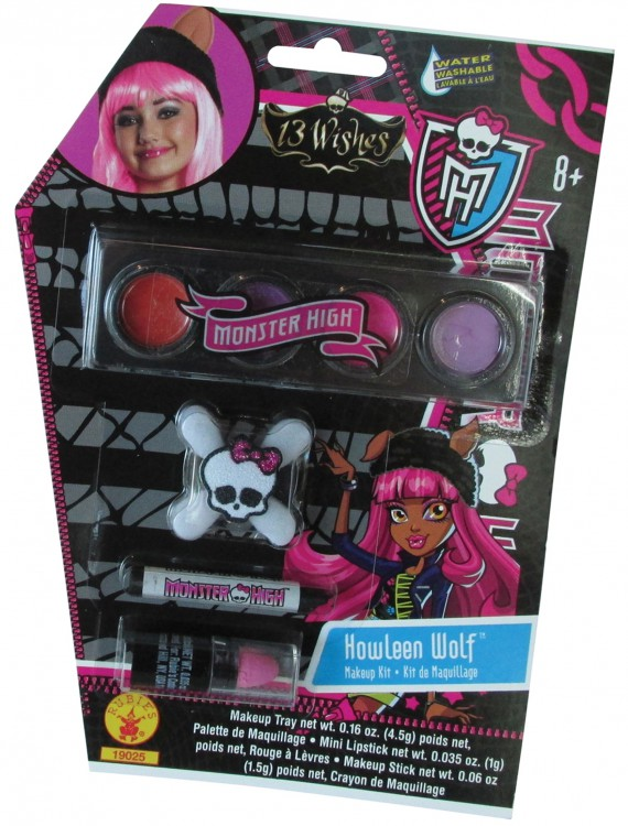 Monster High Howleen Wolf Makeup Kit, halloween costume (Monster High Howleen Wolf Makeup Kit)