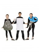 Rock, Paper, Scissor Child Costume, halloween costume (Rock, Paper, Scissor Child Costume)