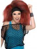 Rocking Red Wig, halloween costume (Rocking Red Wig)