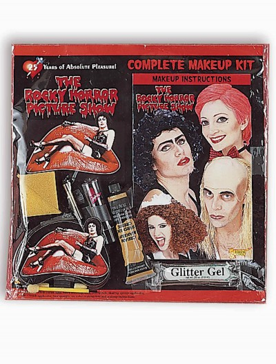 Rocky Horror Makeup Kit, halloween costume (Rocky Horror Makeup Kit)