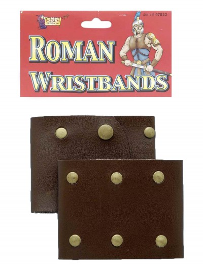 Roman Leather Wristbands, halloween costume (Roman Leather Wristbands)