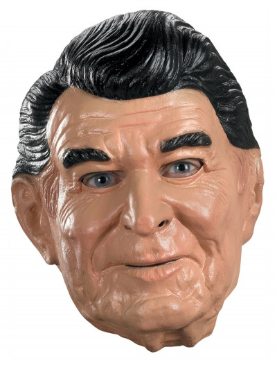 Ronald Reagan Mask, halloween costume (Ronald Reagan Mask)