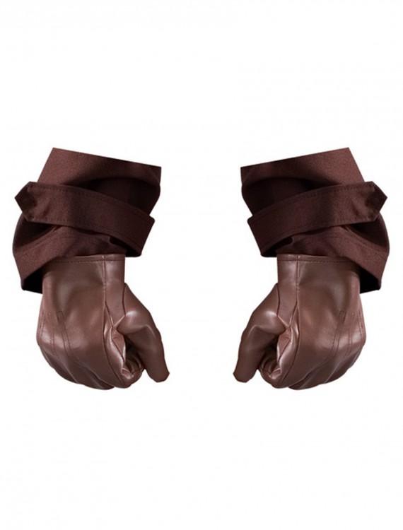 Rorschach Watchmen Gloves, halloween costume (Rorschach Watchmen Gloves)