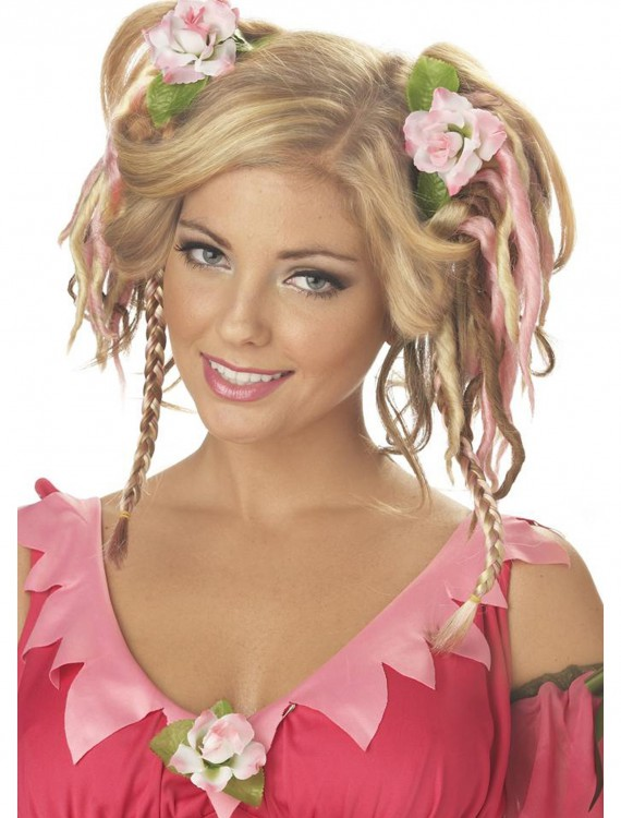 Rose Fairy Hair Clips, halloween costume (Rose Fairy Hair Clips)