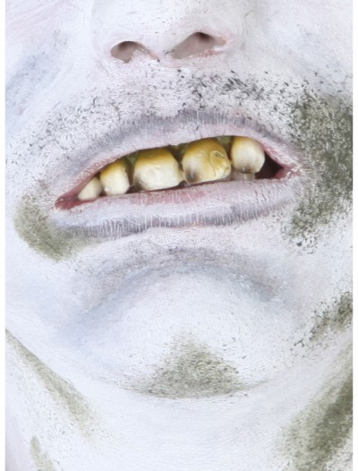 Rotten Ghost Teeth, halloween costume (Rotten Ghost Teeth)