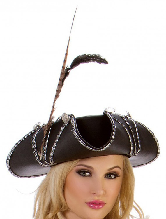 Rogue Pirate Hat, halloween costume (Rogue Pirate Hat)