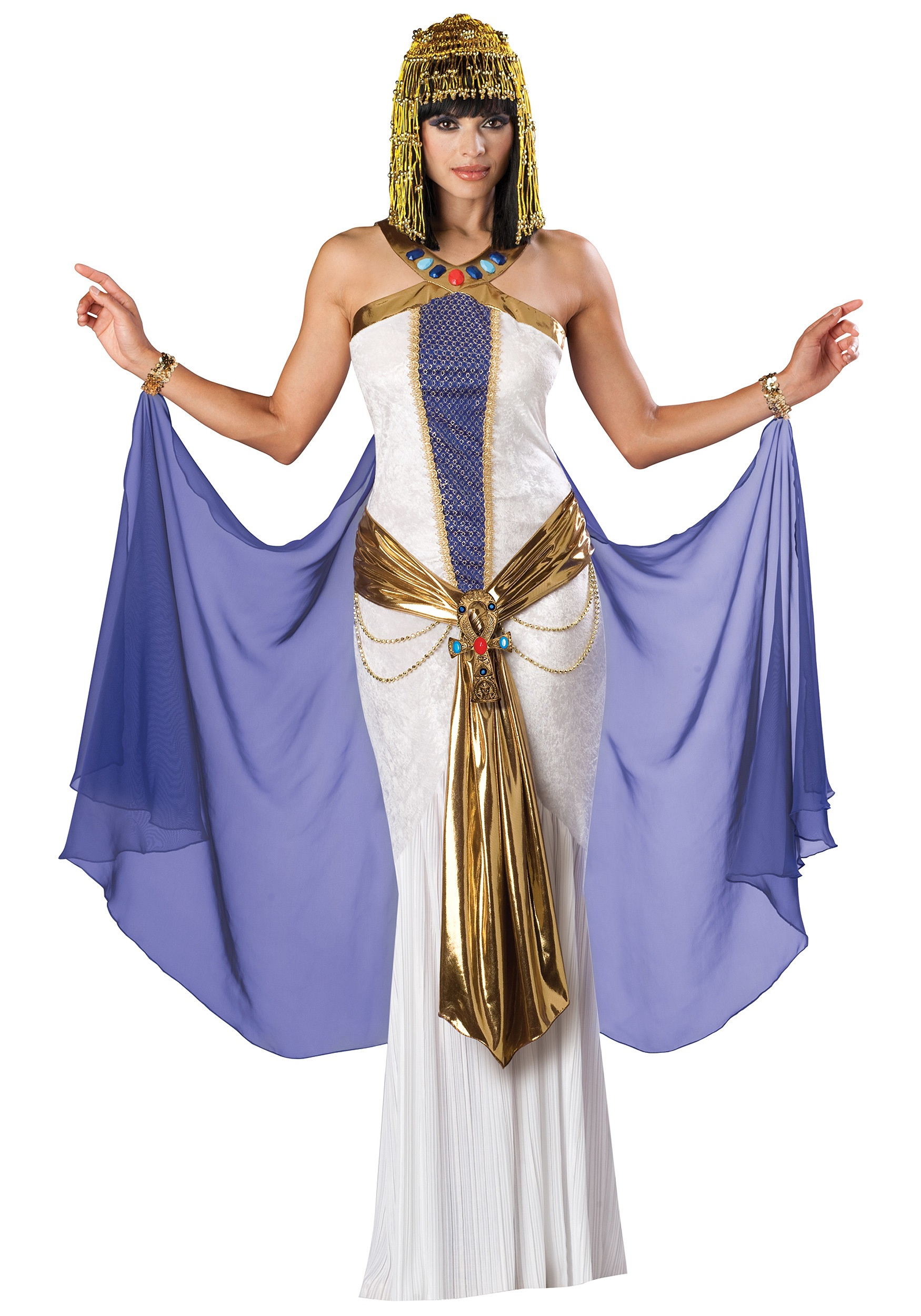 Royal Cleopatra Costume  sc 1 st  Halloween Costumes & Royal Cleopatra Costume - Halloween Costumes