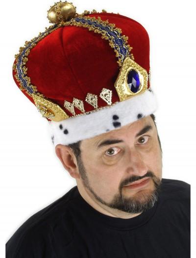 Royal King Hat, halloween costume (Royal King Hat)