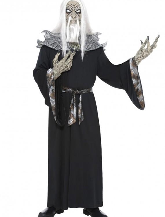 Sadistic Sorcerer Costume, halloween costume (Sadistic Sorcerer Costume)