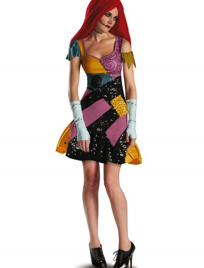 Sally Glam Costume, halloween costume (Sally Glam Costume)
