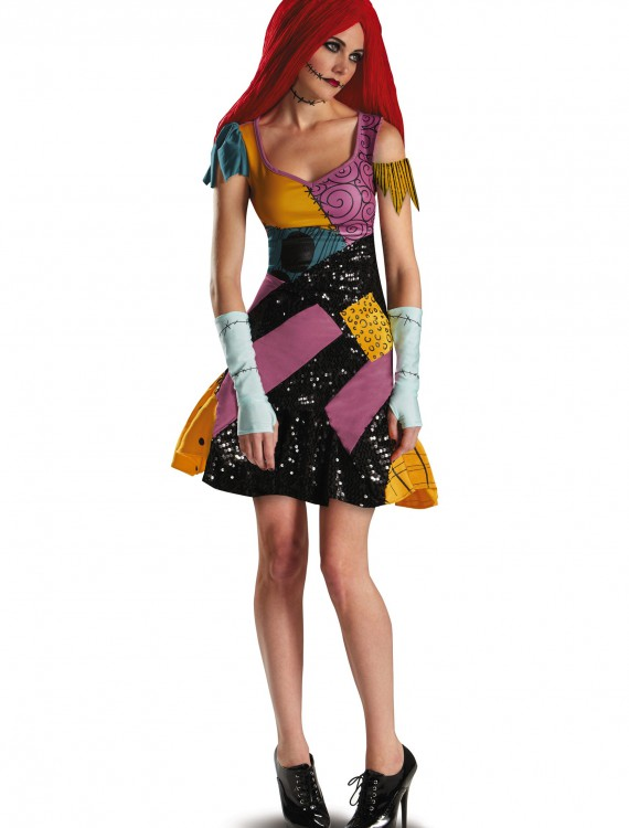 Sally Glam Costume, halloween costume (Sally Glam Costume)