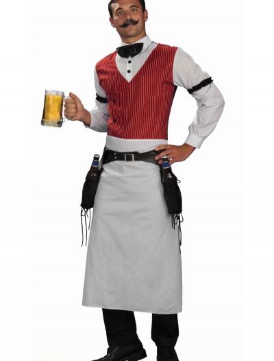 Saloon Bartender Costume, halloween costume (Saloon Bartender Costume)
