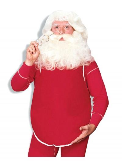 Santa Belly, halloween costume (Santa Belly)