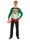 Santa Christmas Sweater, halloween costume (Santa Christmas Sweater)