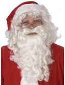 Santa Claus Wig and Beard Set, halloween costume (Santa Claus Wig and Beard Set)