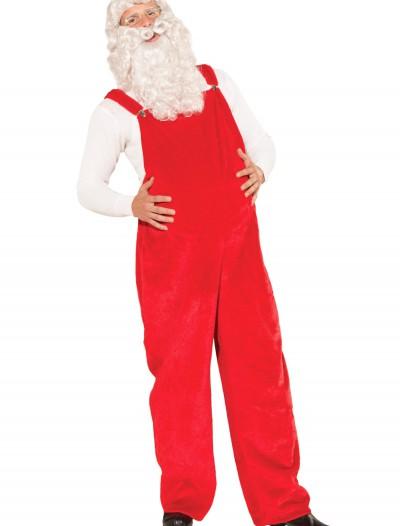 Santa Overalls, halloween costume (Santa Overalls)