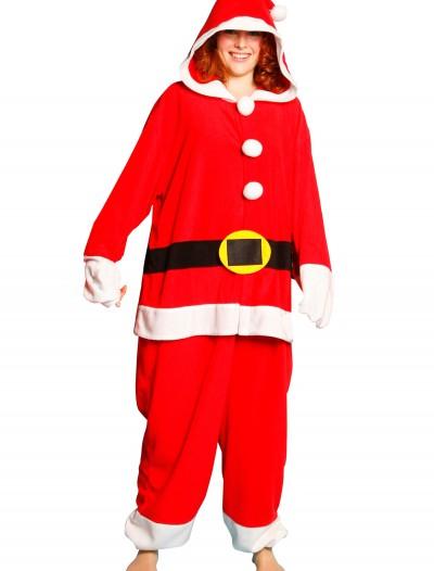 Santa Pajama Costume, halloween costume (Santa Pajama Costume)