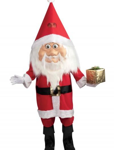 Santa Parade Mascot Costume, halloween costume (Santa Parade Mascot Costume)