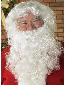 Santa Wig and Beard, halloween costume (Santa Wig and Beard)