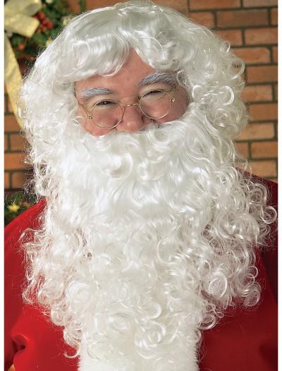 Santa Wig and Beard, halloween costume (Santa Wig and Beard)