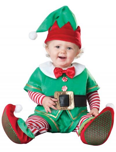 Santa's Lil Elf Costume, halloween costume (Santa's Lil Elf Costume)