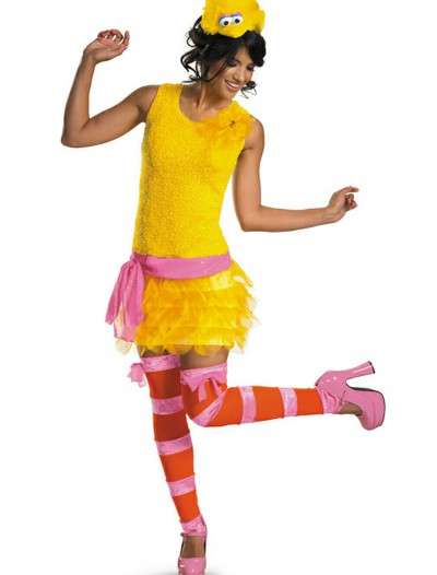 Sassy Big Bird Costume, halloween costume (Sassy Big Bird Costume)