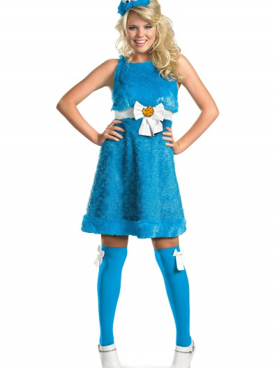 Sassy Cookie Monster Costume, halloween costume (Sassy Cookie Monster Costume)
