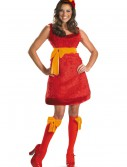Sassy Elmo Costume, halloween costume (Sassy Elmo Costume)