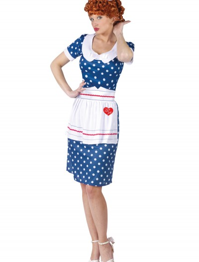 Sassy I Love Lucy Costume, halloween costume (Sassy I Love Lucy Costume)