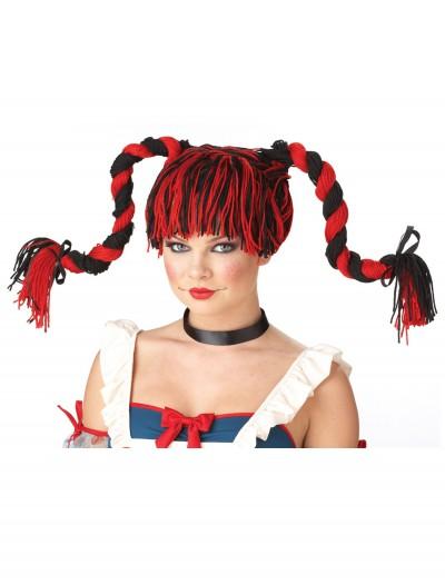 Sassy Rag Doll Wig, halloween costume (Sassy Rag Doll Wig)