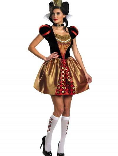 Sassy Red Queen Costume, halloween costume (Sassy Red Queen Costume)