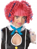 Sassy Spirals Clown Wig, halloween costume (Sassy Spirals Clown Wig)