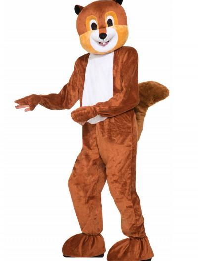 Scamper the Squirrel Mascot Costume, halloween costume (Scamper the Squirrel Mascot Costume)