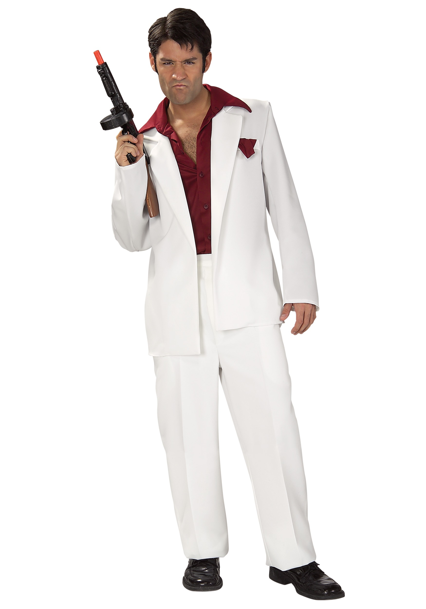 Scarface Movie Costume  sc 1 st  Halloween Costumes & Scarface Movie Costume - Halloween Costumes
