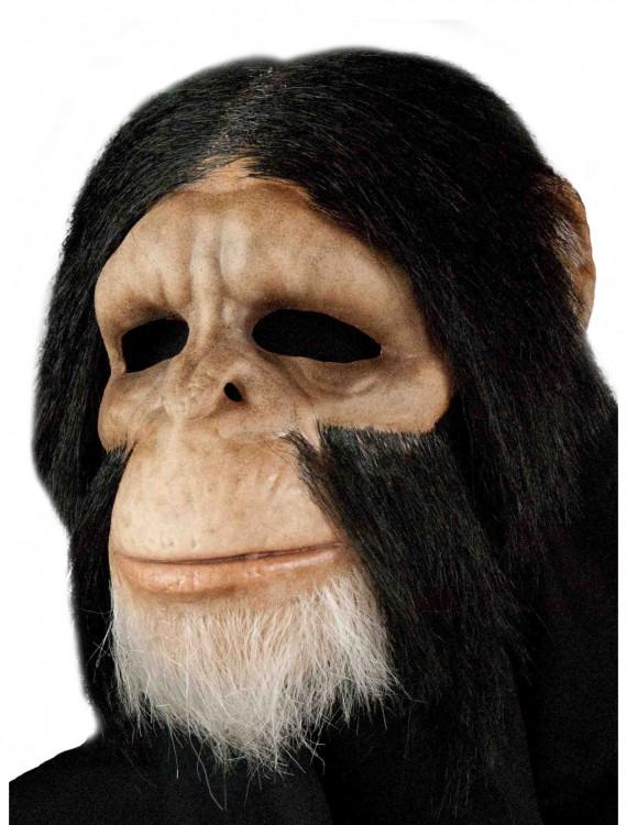 Scary Chimpanzee Mask, halloween costume (Scary Chimpanzee Mask)